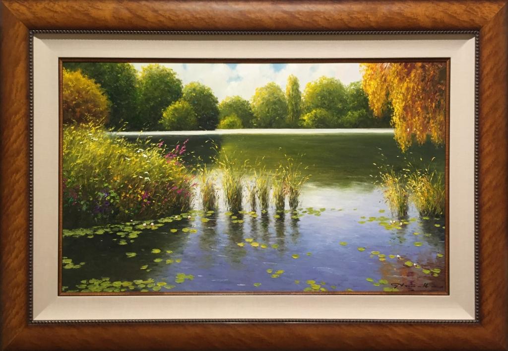 a_pond_burl2_art_gallery_richmond_va