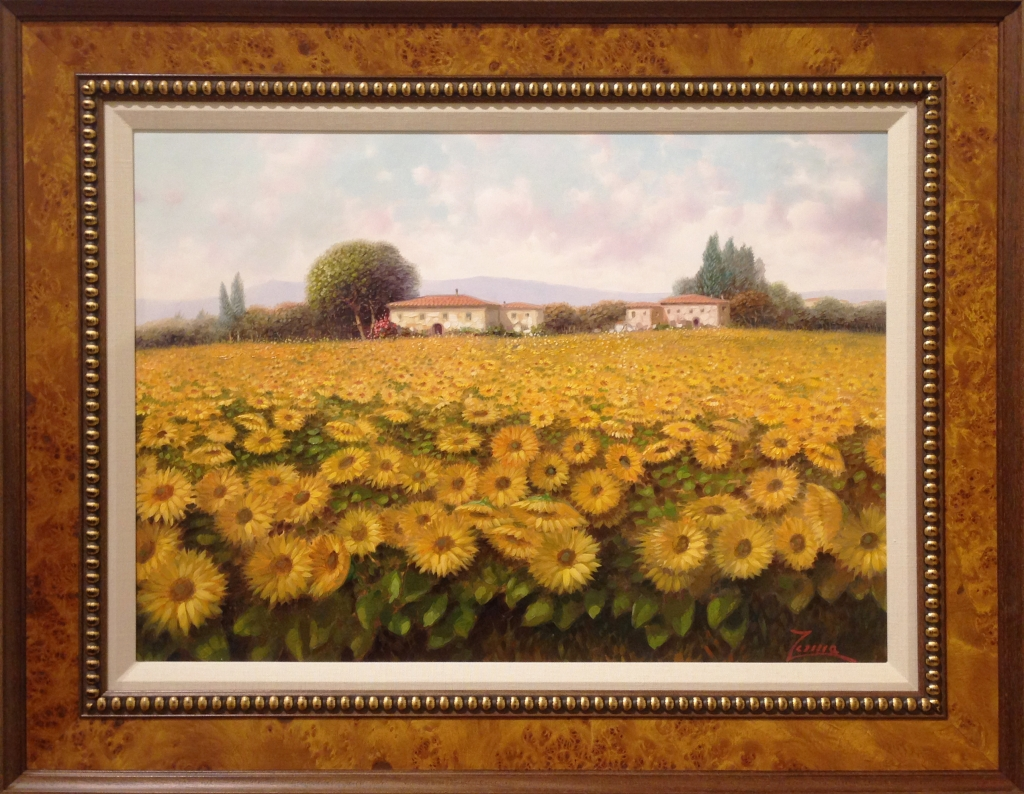 d_burl_sunflowers_gallery_richmond_va