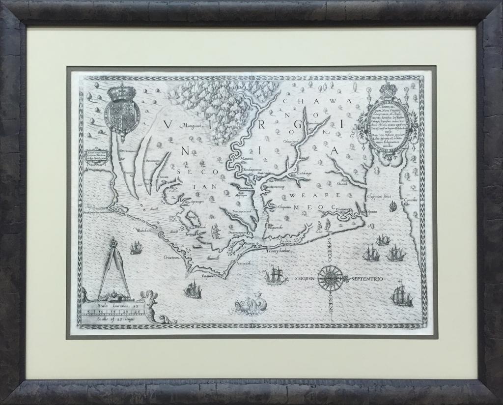 rare_map_art_gallery_richmond_va
